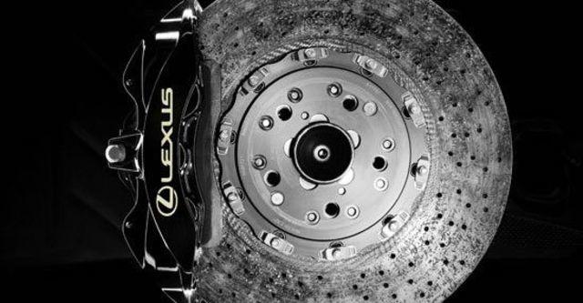 2010 Lexus LFA 4.8  第10張相片