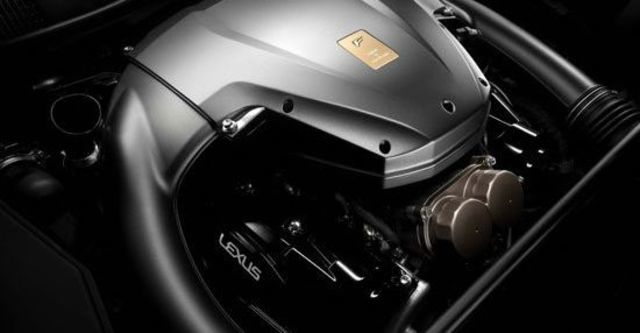 2010 Lexus LFA 4.8  第11張相片