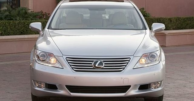 2010 Lexus LS 460  第1張相片