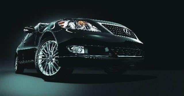 2010 Lexus LS 460 Vertex Edtion  第3張相片