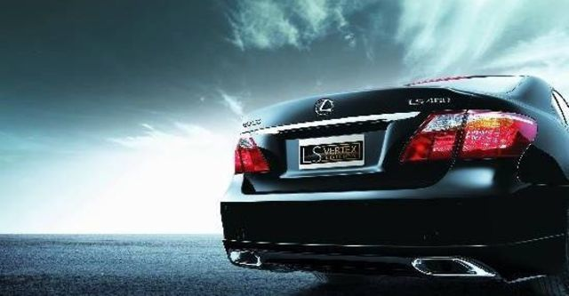 2010 Lexus LS 460 Vertex Edtion  第4張相片