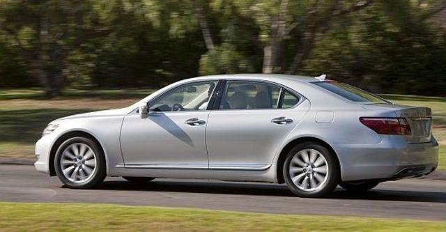 2010 Lexus LS 460L  第5張相片