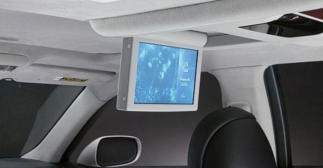 2010 Lexus LS 460L  第8張相片