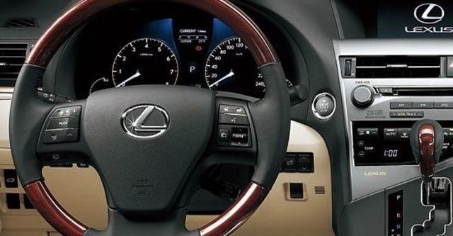 2010 Lexus RX 350  第7張相片