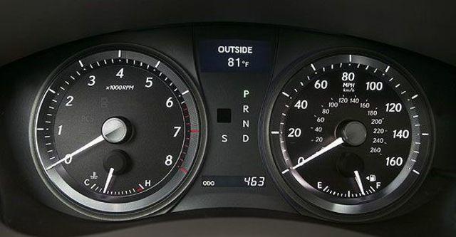 2009 Lexus ES 350 Luxury  第9張相片