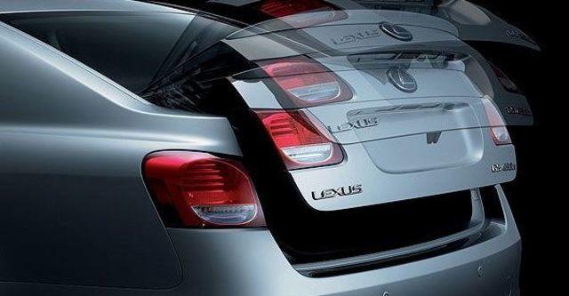 2009 Lexus GS 450h  第6張相片