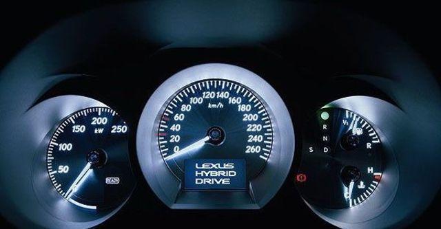 2009 Lexus GS 450h  第7張相片