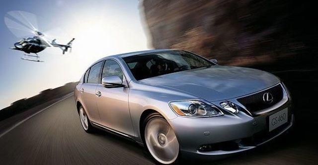 2009 Lexus GS 460  第1張相片