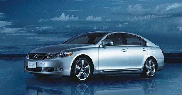 2009 Lexus GS 460  第4張相片