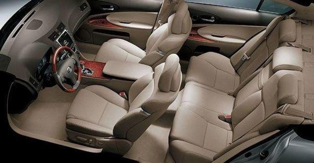 2009 Lexus GS 460  第6張相片