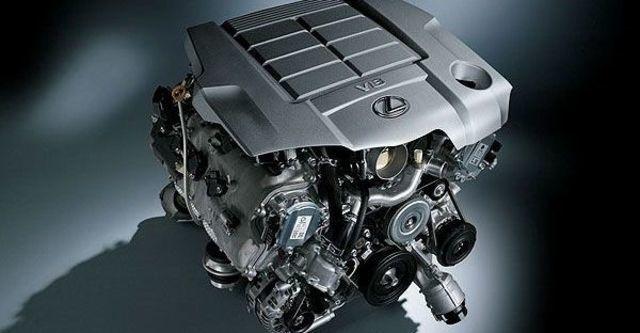 2009 Lexus GS 460  第11張相片