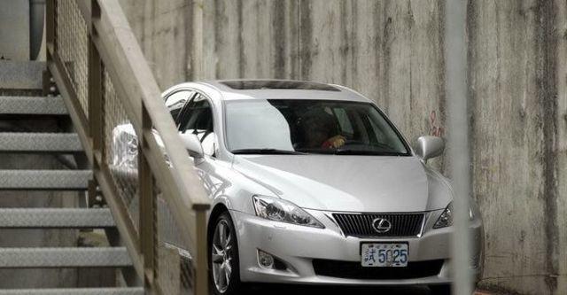2009 Lexus IS 250 旗艦NAVI版  第3張相片