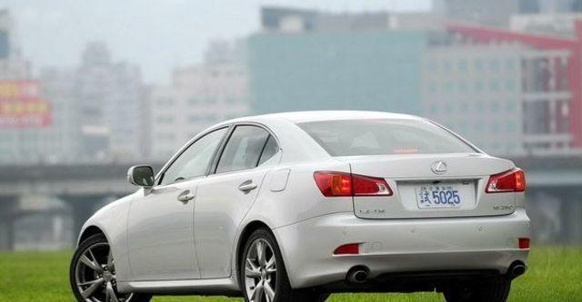 2009 Lexus IS 250 旗艦NAVI版  第5張相片