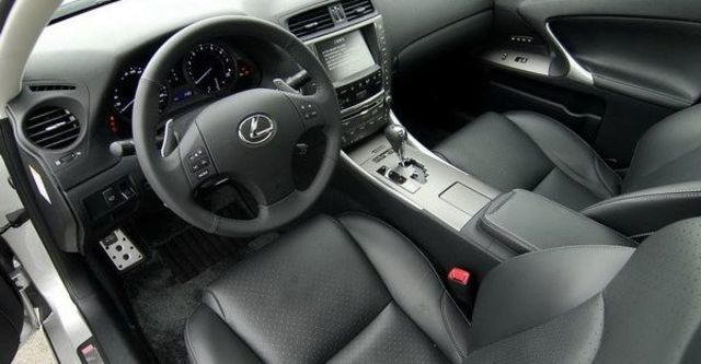 2009 Lexus IS 250 旗艦NAVI版  第7張相片