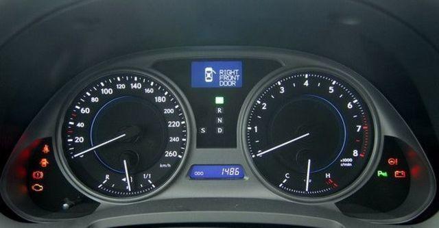 2009 Lexus IS 250 旗艦NAVI版  第8張相片