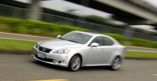 2009 Lexus IS 250 旗艦NAVI版  第14張相片