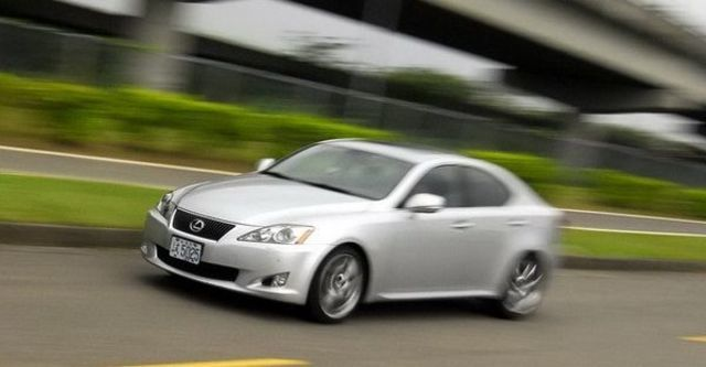2009 Lexus IS 250 頂級版  第14張相片