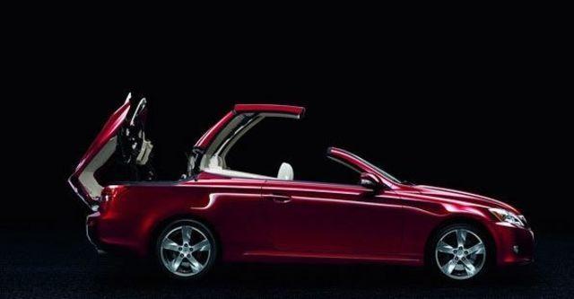2009 Lexus ISC Navi版  第4張相片