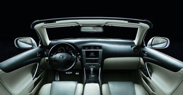 2009 Lexus ISC Navi版  第9張相片