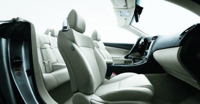 2009 Lexus ISC Sporty版  第4張相片