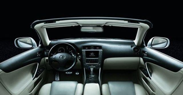 2009 Lexus ISC Sporty版  第6張相片