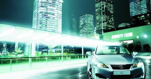 2009 Lexus ISC Sporty版  第7張相片