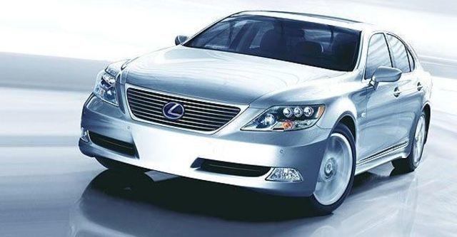2009 Lexus LS 600hL 皇家限定四人座  第1張相片
