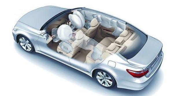 2009 Lexus LS 600hL 皇家限定四人座  第8張相片