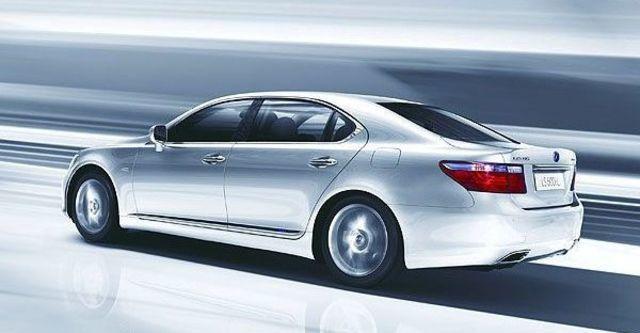 2009 Lexus LS 600hL層峰典藏五人座  第3張相片