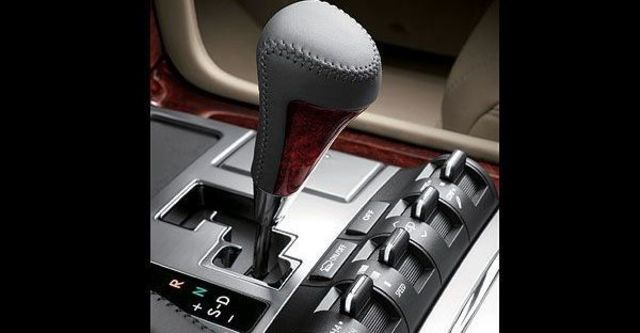 2009 Lexus LX 570  第10張相片