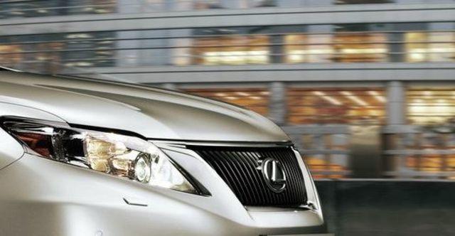 2009 Lexus RX 350  第4張相片