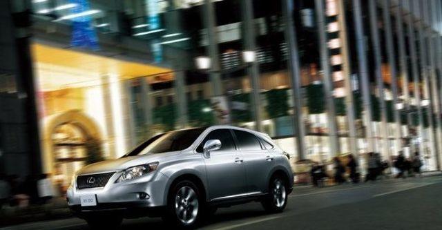 2009 Lexus RX 350  第5張相片