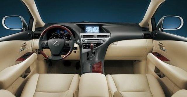 2009 Lexus RX 350  第11張相片