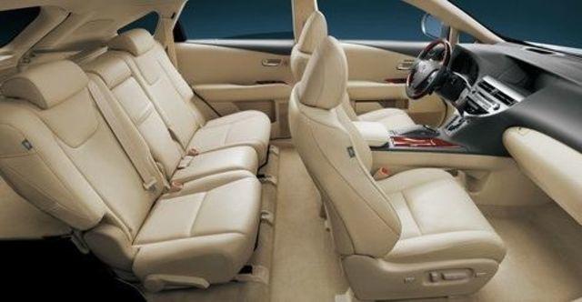 2009 Lexus RX 350  第12張相片