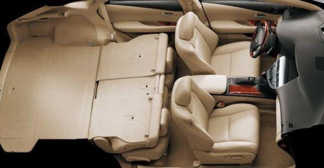 2009 Lexus RX 350  第13張相片
