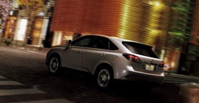 2009 Lexus RX 350  第14張相片