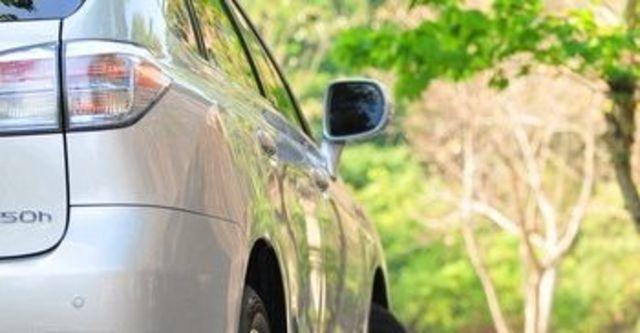 2009 Lexus RX 450h  第6張相片