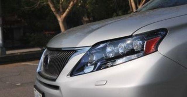 2009 Lexus RX 450h  第7張相片