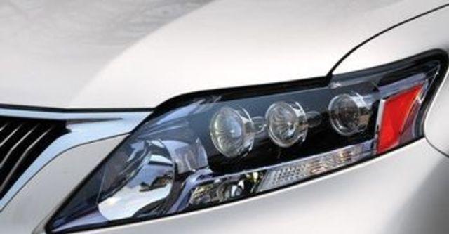 2009 Lexus RX 450h  第8張相片
