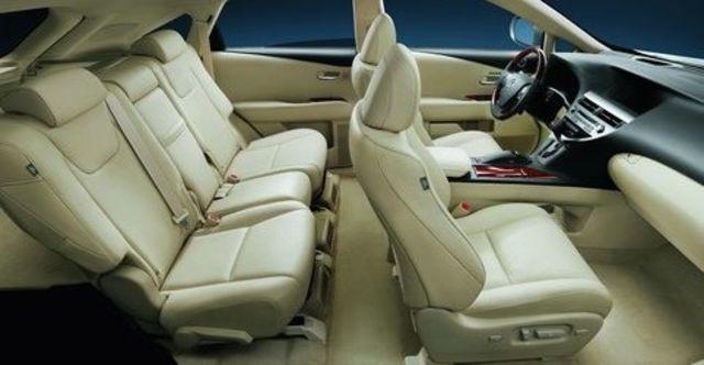 2009 Lexus RX 450h  第13張相片
