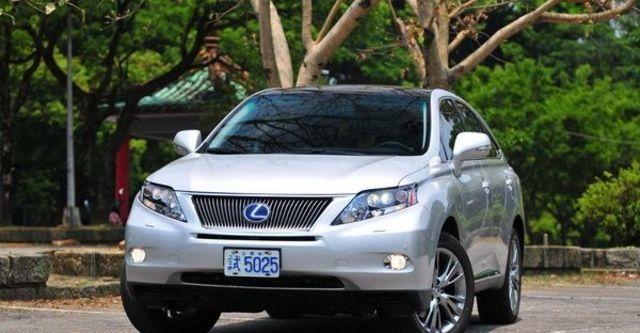 2009 Lexus RX 450h  第15張相片