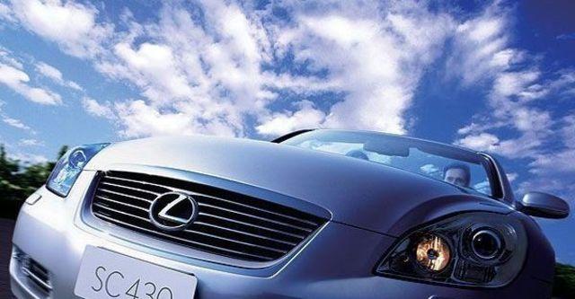 2009 Lexus SC 430  第1張相片