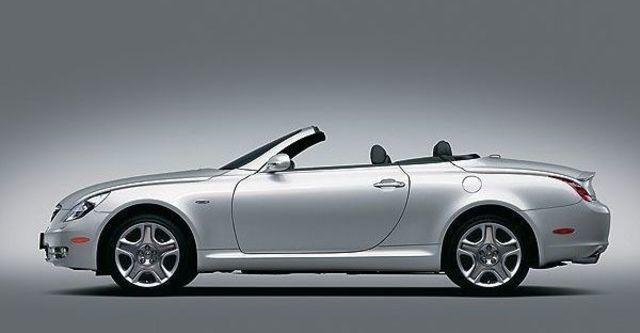 2009 Lexus SC 430  第3張相片