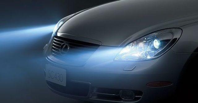 2009 Lexus SC 430  第4張相片