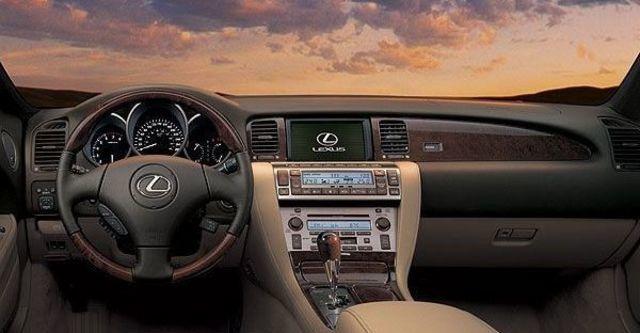 2009 Lexus SC 430  第7張相片