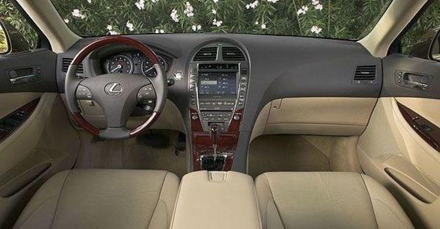2008 Lexus ES 350 豪華版  第10張相片