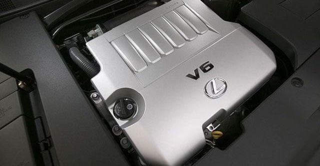 2008 Lexus ES 350 豪華版  第11張相片