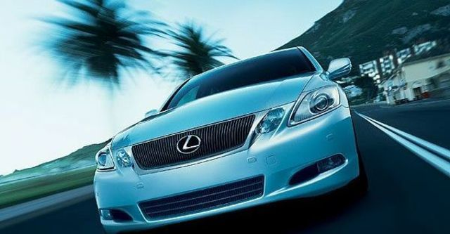 2008 Lexus GS 350  第1張相片