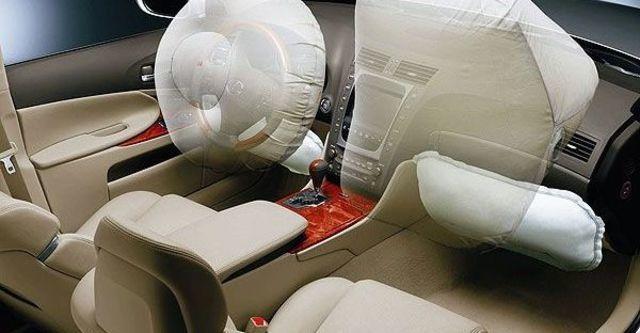 2008 Lexus GS 450h  第5張相片