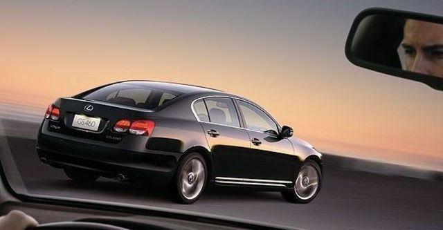 2008 Lexus GS 460  第3張相片